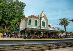 Estación Lugano  barrios porteños