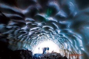 Túnel hielo Esquel