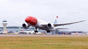 Norwegian Air low cost