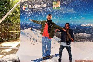Bariloche Nieve San Pablo