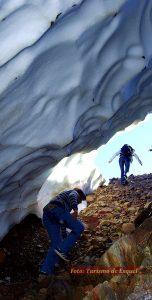 Túnel de Hielo