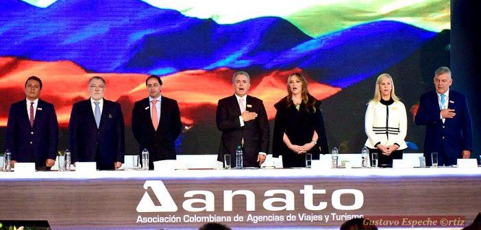 Cancelan la feria Vitrina Turística de Anato en Colombia, debido al tercer pico de coronavirus