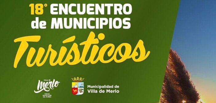 Comienza el 18º Encuentro de Municipios Turísticos de Argentina en modo virtual